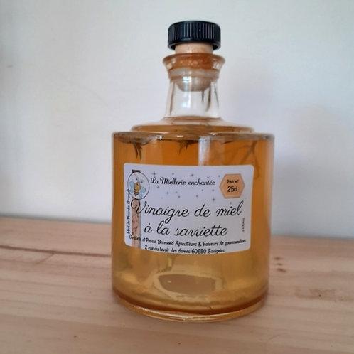 Vinaigre de miel à la sarriette
