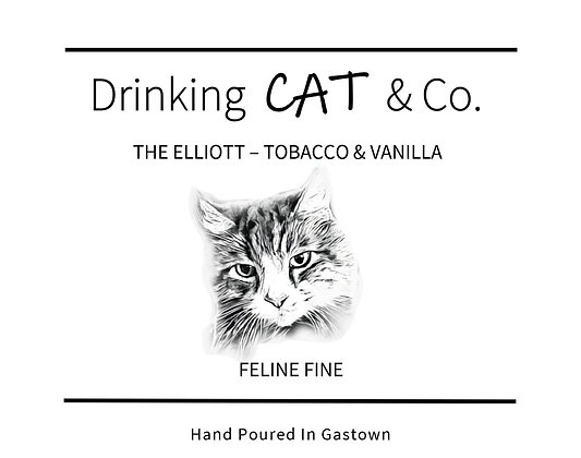 The Elliott - Feline Fine