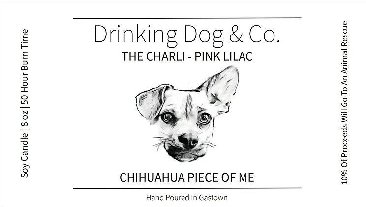 The Charli - Chihuahua Part Of Me