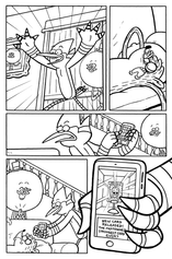 Regular Show Comic 3
