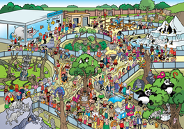 Where's Gnasher? The Zoo