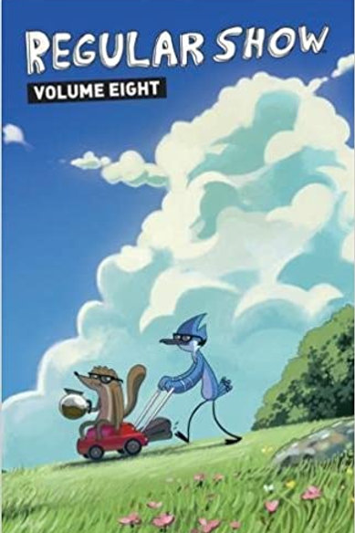 Regular Show volume 8