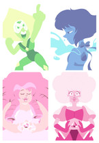Steven Universe characters 2