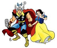 Thor White