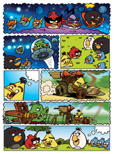 Angry Birds comic 1