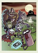 Regular Show comic: Cover