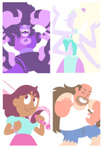 Steven Universe characters 3