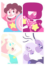 Steven Universe characters 1