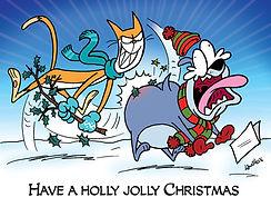 Meebo Zuky Christmas