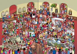 Where's Gnasher? Museum