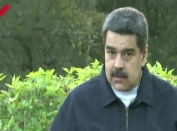 Nicolás Maduro afirma que si intentan sacarlo del gobierno habrá una revolución más radical