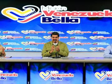 """Presidente Nicolás Maduro aprobó 100 millones de euros para """"Misión Venezuela Bella"""""""