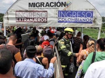 Colombia habilitó web para venezolanos que tramiten permiso de movilización