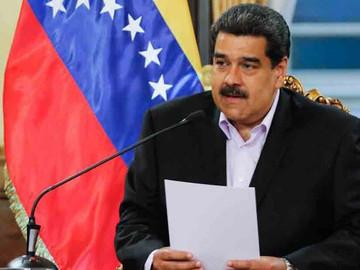 Maduro propone realizar elecciones legislativas pero no presidenciales