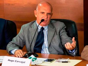 Hugo Carvajal solicita que se le excluya del Psuv