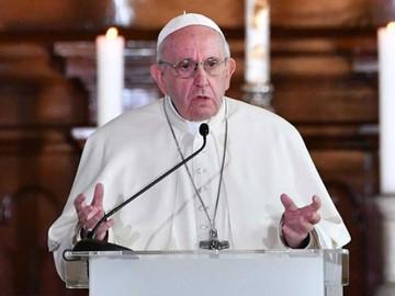 Papa Francisco incluye a Venezuela en su tradicional mensaje navideño