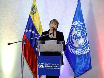 Alta Comisionada para los Derechos Humanos publica informe de violación de DDHH en Venezuela