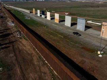 Demócratas rechazan el uso de $1.000 millones del Pentágono en el muro fronterizo