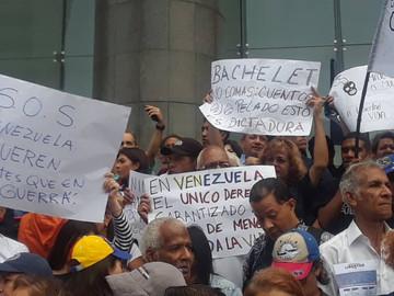 Se instalará en Venezuela una oficina permanente del comisionado de los derechos humanos
