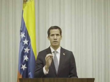 Guaidó anuncia su regreso a Caracas