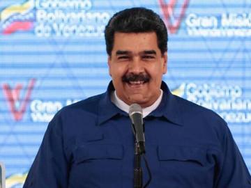 Nicolás Maduro anunció la producción de una serie y película de la vida de Chavéz