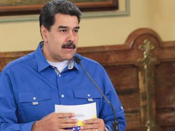 Madura anuncia nuevos ministros