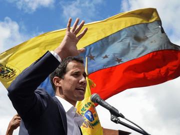 Guaidó considera que acciones anunciadas por EEUU buscan resguardar los activos del país