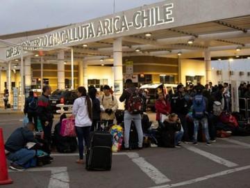 Gobierno de Chile se pronuncia ante la creciente ola de migrantes venezolanos