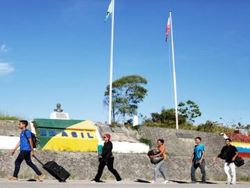 Venezolanos en Brasil recibirán ayuda de Japón