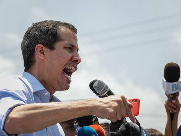 Delegación de Guaidó declina su asistencia al encuentro en Noruega