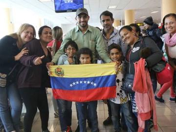 Más de 7 mil venezolanos han retornado al país con el Plan Vuelta a la Patria