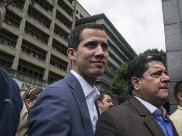 Grecia trabajará en conjunto con Guaidó para acabar con la dictadura de Venezuela