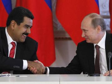 Rusia confirma la llegada de sus efectivos militares a Venezuela