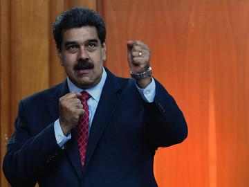 Maduro dice estar dispuesto a negociar con la oposición a través de mediadores internacionales