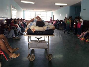 Hospitales cierran áreas de pediatría por la crisis