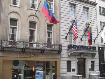 Consulado de Venezuela en Nueva York gracias a sanciones no fue vendido