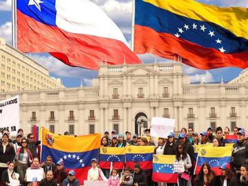 Venezolanos tendrán la oportunidad de solicitar la visa democrática en Chile