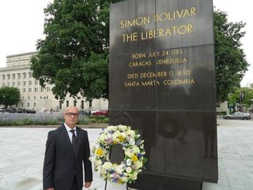 Iván Simonovis libre y en Estados Unidos