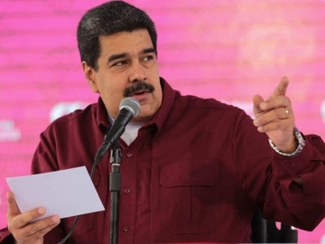Presidente Maduro anunció que este lunes será cancelado primer mes de aguinaldos