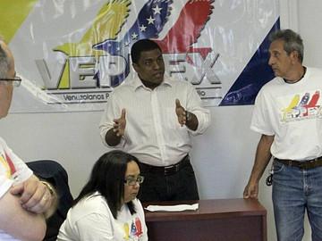 Veppex pidió a Colombia rechazar la solicitud de refugio de la jueza venezolana Luz Santafé