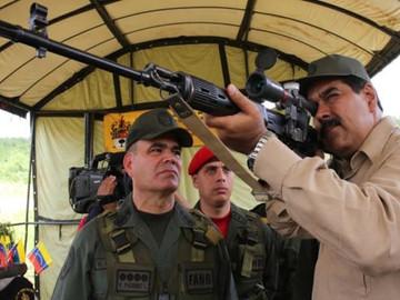 Maduro propone creación de Ministerio de Inteligencia Policial