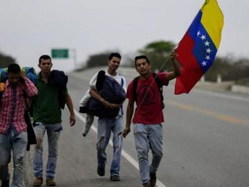 Colombia preparada decreto laboral para proteger a migrantes venezolanos