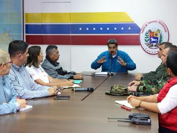 Maduro anuncia plan de racionamiento eléctrico