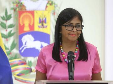 PSUV aprueba la incorporación de Delcy Rodríguez como militante activa