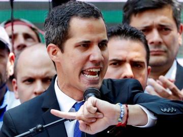 Juan Guaidó planea invocar artículo 187