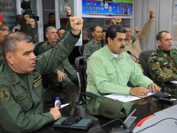 Nicolás Maduro: Haremos morder el polvo de la derrota al imperio y sus lacayos