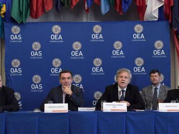 """OEA rechazó """"la reciente incursión militar rusa"""" en territorio venezolano"""