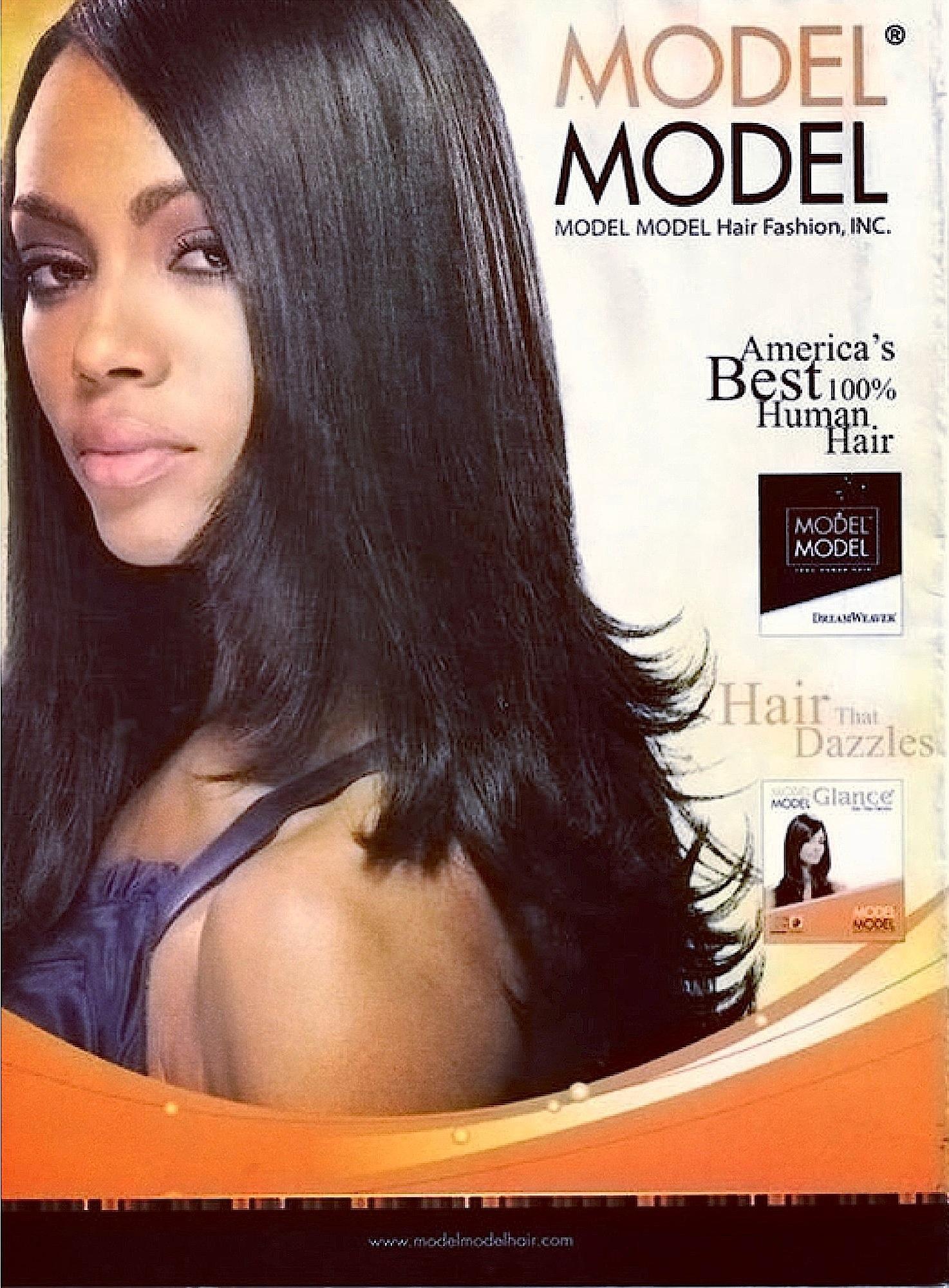 Model Chanue,