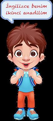 AKD Kids Çift dille eğitim - İngilizce