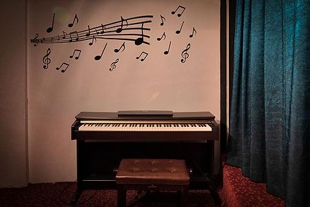 AKD Kids Kreş - piyano